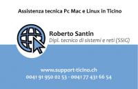 Assistenza tecnica pc mac e linux in Ticino Svizzera